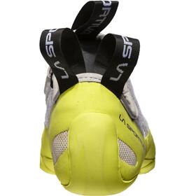 La Sportiva Gecko Gym Kletterschuhe Damen grey/apple